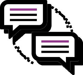 Messenger-purple